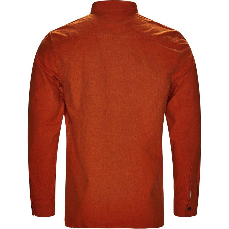 L/S VENDOR I023340 - L/S VENDOR - Skjorter - Regular fit - PERSIMMON HEATHER - 2
